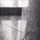 Gallipoli I, 2010, Chine collé, Kaltnadel, 16.2 x 22 cm (Plattengrösse)