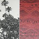 Maroc Tapis, 2011, Fototiefdruck, 9.3 x 17.8 cm (Plattengrösse)