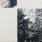 Caviano, 2017, Fototiefdruck auf Filz (aufgezogen auf Holz), 22 x 35 cm (Bildgrösse)