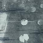 Pozzo, 2018, Kaltnadel, Chine collé, Hochdruck, 46.5 x 34.4 cm (Plattengrösse)