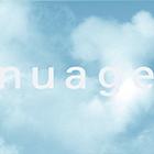 nuage, 2011, Bilder + Gedichte, Transferdruck, Inkjet, 17.5 x 20.2 cm