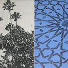 Maroc Carreaux, 2011, Fototiefdruck, 9.3 x 17.8 cm (Plattengrösse)